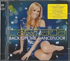 CASCADA / BACK ON THE DANCEFLOOR -  BEST OF ALBUM * NEW & SEALED 2CD * NEU *