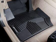 BMW OEM Black All Weather Floor Liners 2016-2020 X1 28i 28iX FRONT 82112414875