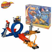 New Blaze & The Monster Machines Monster Dome Playset & Vehicle Figures Official