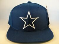 NFL Dallas Cowboys Vintage Snapback Hat Cap American Needle Blue
