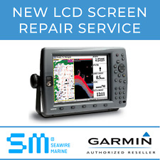 Garmin 2010C 3010C NEW LCD Screen Replacement Service | 3 YEAR WARRANTY!