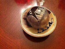 Vintage Hand Carved Stone Egg Bowl Elephant Africa