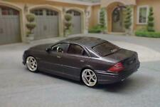 4th Generation 1998–2005 Mercedes Benz S55 Sedan 1/64 Scale Limited Edition G