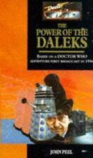 Doctor Who: The Power of the Daleks Peel, John Paperback
