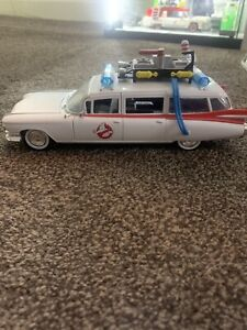 Jada Toys Hollywood Rides 1/24 Die Cast Ecto 1 Ghostbusters See Listing