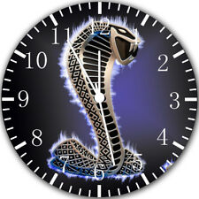 Mustang Cobra GT Frameless Borderless Wall Clock Nice For Gifts or Decor Y54