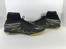 Nike HypervenomX Proximo IC Indoor Soccer Cleats  Men's 747486-007 Volt Size 8