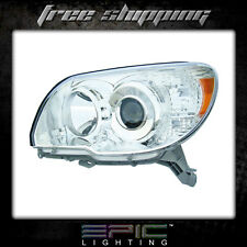 Fits 2006-09 Toyota 4Runner Headlights Headlamps Left Driver Only