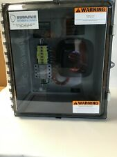 New Listingshark 100 Power Meter In Attabox Enclosure Model 100s 60 10 V4 485 Withwiring