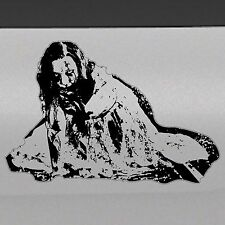 Reaching Zombie Girl Sexy Tailgate Hood Window Decal Vehicle Truck Car SUV Vinyl