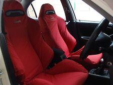 HONDA CIVIC TYPE R EK9 Tailored Protective RECARO Car Seat Cover (2 pieces)