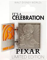 2016 Disney Pixar Celebration Countdown THE INCREDIBLES Syndrome Villain LE Pin