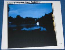 LESTER BOWIE the great pretender CD ecm 2008 remaster Art Ensemble Of Chicago NM