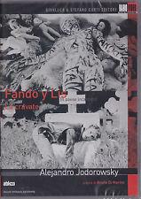 ALEJANDRO JODOROWSKY - fando y lis / la cravate DVD