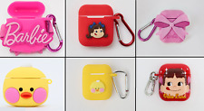 [AirPods Case] For Apple AirPods Charging Case Barbie / Peko / Duck - Free Ship