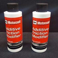 Motorcraft Oem Xl3 2 Pack Friction Modifier Additive Limited Slip