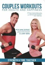 COUPLES WORKOUTS FOR HEALTH AND HAPPINESS EXERCISE DVD STRENGTH & TONE TOGETHER