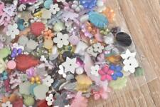 100 grams Assorted Acrylic Jewels Mixed