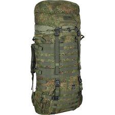 Russian Tactical Backpack SPLAV «Raptor 100» 100 liters, Color Digital Flora