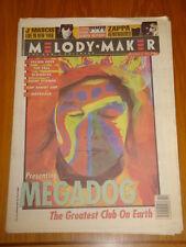 MELODY MAKER 1993 DEC 18 MEGADOG JULIAN COPE THE FALL