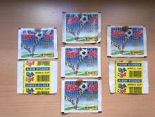 Panini USA 1994 Lot of 7 sealed TUTE sealed Packets WC WM 94 Bustine