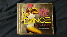 COMPILATION - HIT DANCE PARADE SPRING 2016. CD