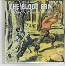 (CH718) The Blood Arm, Relentless Love - 2011 DJ CD