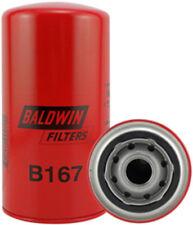 NEW Baldwin B167 Engine Oil Filter - Full Flow Lube Spin On -