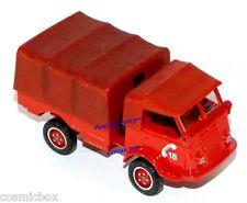 Camion de pompier SIMCA UNIC 4x4 s.u.m.b collection SOLIDO fire truck bombero