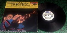 LP 30cm *SWINGING and DANCING with BUCK CLAYTON* < POP:  POST 19.001-30 (1959)