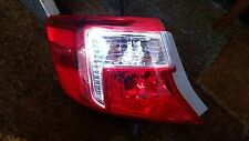 2012 2013 2014 TOYOTA CAMRY LEFT LF TAIL LIGHT OEM