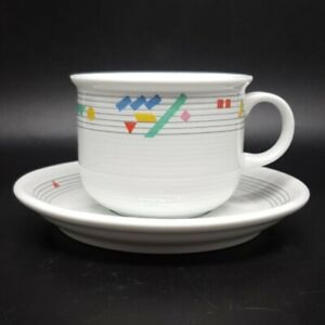 Thomas Rosenthal Group Trend Sunny: Kaffeetasse / Tasse mit Unterteller