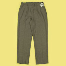 Unbranded Straight Leg 30L Trousers for Women
