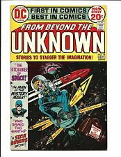 FROM BEYOND THE UNKNOWN # 18 (SEPT 1972), VF