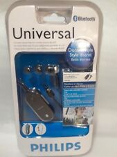Universal Headset Philips Bluetooth SHB 1300 Wireless hands Free for Phones NIB