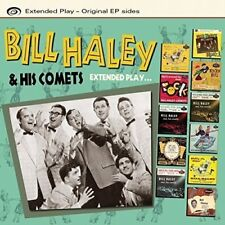 Bill Haley & His Comets Extended Play 29 Original EP Sides Tracks CD Rock n Roll