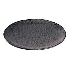LEONARDO Keramikteller Matera Teller Speiseteller Keramik Anthrazit 32 Cm