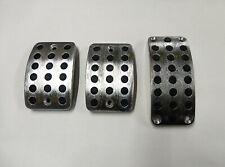 Alfa 147/156/GT GTA/Ducati/TI/Sport/Q2/Blackline Aluminium Pedals