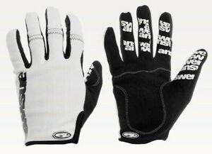 Answer WON Gloves Black/White MTB NEW