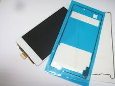 Full LCD display +Touch screen+ adhsive For Sony Xperia Z4 Z3+ E6533 E6553 White