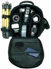 Camera Backpack for DSLR and Mirrorless CSC Cameras. Ideal Small Hiking Bag Case