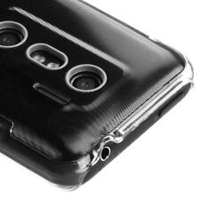Black Cosmo Hard Case Phone Cover for Sprint HTC EVO 3D