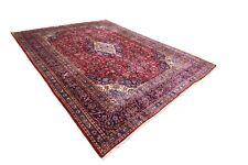 Tappeto Persiano Mashhad 388 cm x 290 Orientteppich Nr.106 Perfette Condizioni
