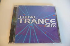 TOTAL TRANCE MIX CD STEVE GIBBS LEAMA GTR ECHOPLEX BINARY FINARY SUNSCREEM....