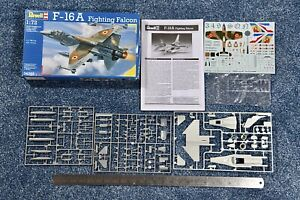 Revell 1:72 F-16A Fighting Falcon kit #04363