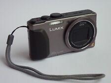 Panasonic LUMIX DMC-TZ41 18.1 MP Digitalkamera Wifi GPS NFC Silber