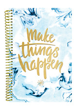 Undated Daily Planner Amp Calendar Make Things Happen
