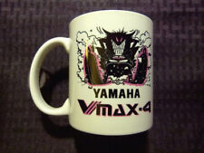 Reproduction Vintage Snowmobile Yamaha VMAX-4 Monster Pink Logo Coffee Mug