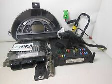 Kit Chiave ECU Citroen C3 Pluriel 8HZ 1.4 HDI 50kw 2005 5WS40172C-T 9652008080
