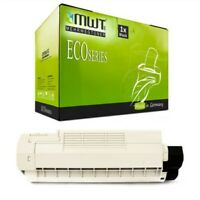 MWT Eco Toner Nero Per OKI C-5950-N C-5950-CDTN MC-560-N C-5850-N MC-560-DN